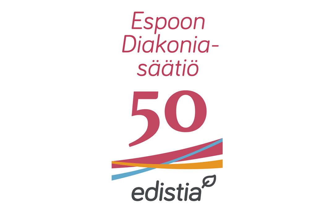 Täytämme tänä vuonna 50 vuotta!