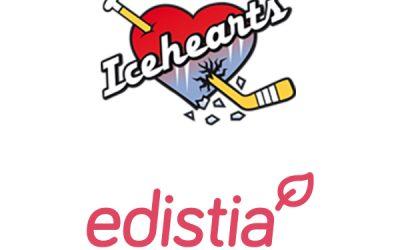 Icehearts ja Edistia tukevat yhteisvoimin putoamisuhan alla olevia nuoria