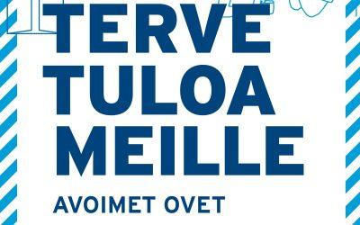 Edistia osallistuu Suomen suurimpaan avointen ovien tempaukseen
